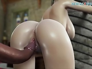 Nice Round Anime Boobs - Uncensored At WWW.HENTAIXDREAM.COM