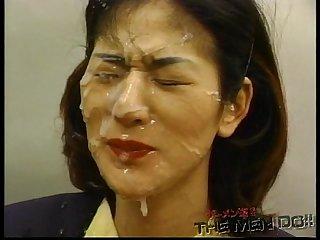 Sperm bukkake showers 20 3/3 Japanese Uncensored Bukkake