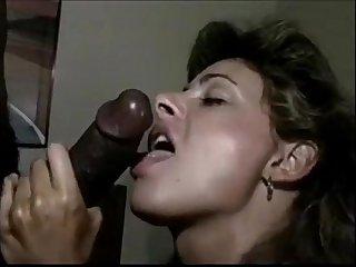 Husband films wife IR fuck - Amateur Interracial